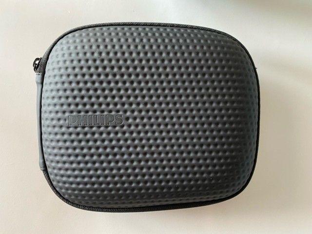 Fone Bluetooth com cancelamento de ruído  - Foto 5