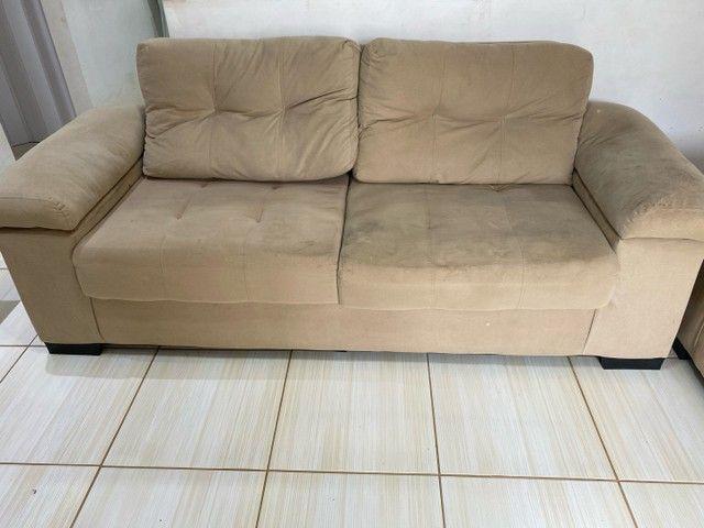 Conjuto sofá apenas 600,00 - Foto 2