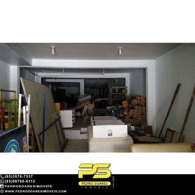 Sala para alugar, 214 m² por R$ 2.000/mês - Centro - João Pessoa/PB - Foto 3