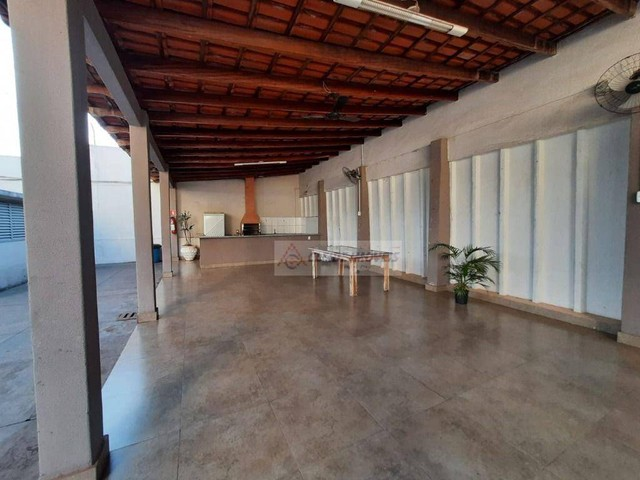 Apartamento Edifício Serra Azul a venda R$180.000,00, Bairro Consil, Cuiabá-MT - Foto 4