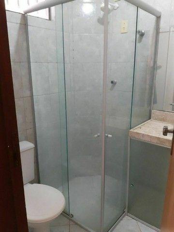 Vende-se,  permuta apartamento térreo quitado por casa no José Américo