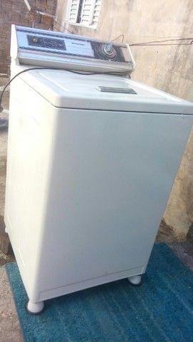 Máquina Lavar Brastemp Anos 80  - Foto 3