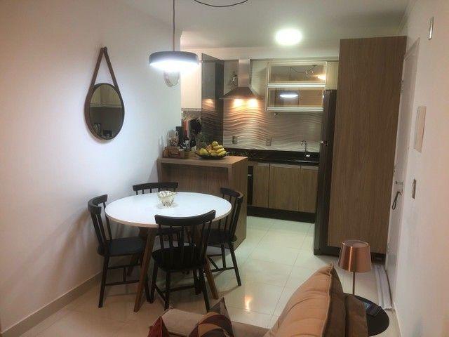 Lindo Apartamento Condomínio Rossi Ideal Três Barras I