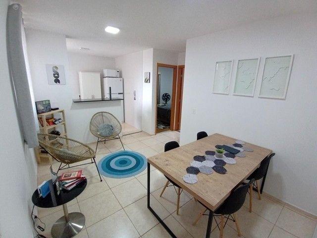 Lindo Apartamento no Residencial Castelo Del Mont Próximo Uniderp - Foto 10