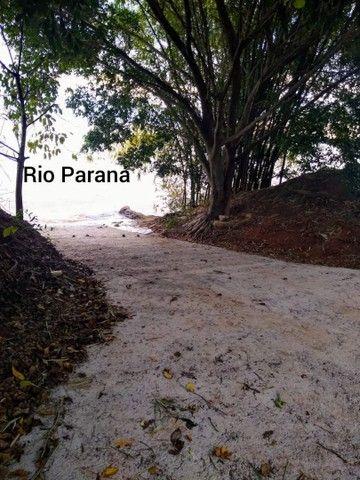 Rancho do Gu  lindo rancho as margens do Rio Paraná - Foto 2