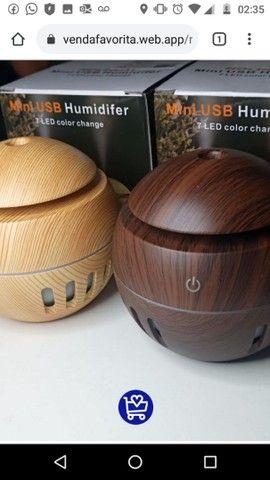 Umidificador bambu