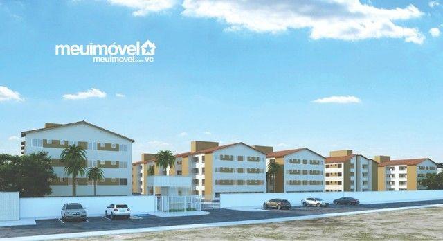 15# Apartamentos com elevador e porcelanato no Turu com entrada facilitada - Foto 6