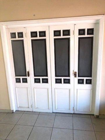 Porta Camarão Dupla em Madeira cor Branca - Foto 2