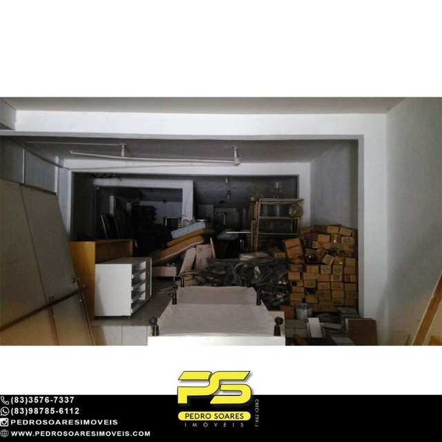 Sala para alugar, 214 m² por R$ 2.000/mês - Centro - João Pessoa/PB - Foto 2
