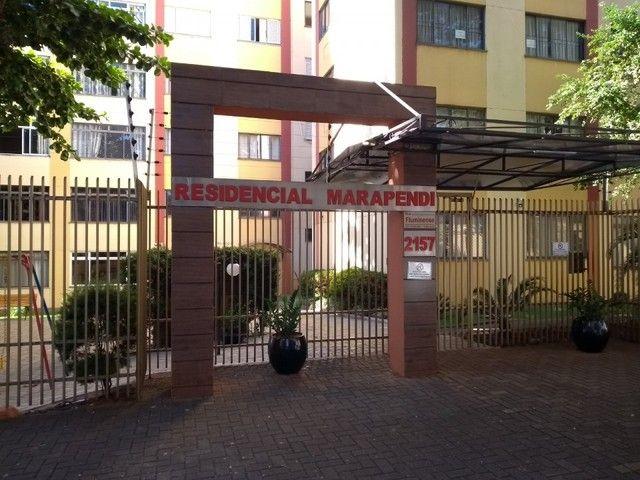 LOCAÇÃO | Apartamento, com 3 quartos em Jd. Novo Horizonte, Maringá