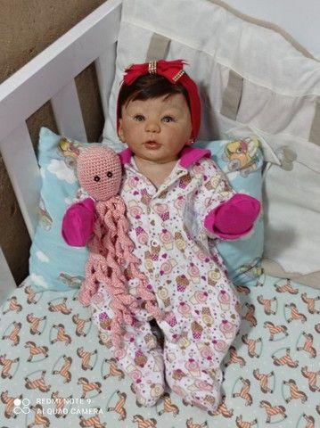 Está linda bebê reborn - Foto 3