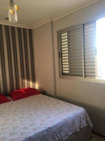 Apartamento com 2 dormitórios à venda, 70 m² por R$ 370.000 - Duque de Caxias - Cuiabá/MT - Foto 14