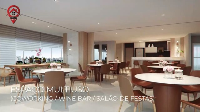 Mirante da Península - 3 qtos 90 m² - Localização nobre de São Luís MA - Foto 8