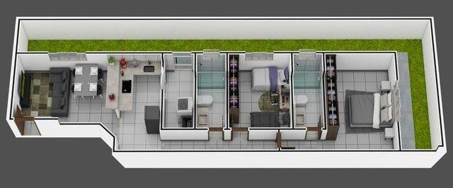 Apartamento à venda com 2 dormitórios em Bethânia, Ipatinga cod:1095 - Foto 4