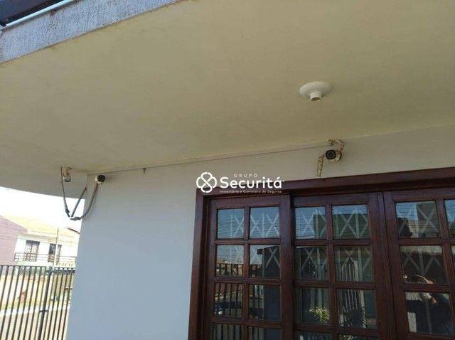 Sobrado com 4 dormitórios para alugar, 240 m² por R$ 7.000/mês - Região do Lago - Cascavel - Foto 10