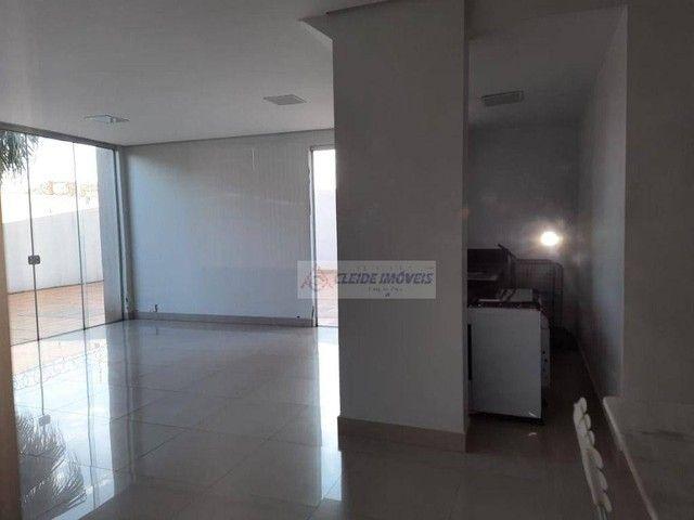 Apartamento Edifício Serra Azul a venda R$180.000,00, Bairro Consil, Cuiabá-MT - Foto 3