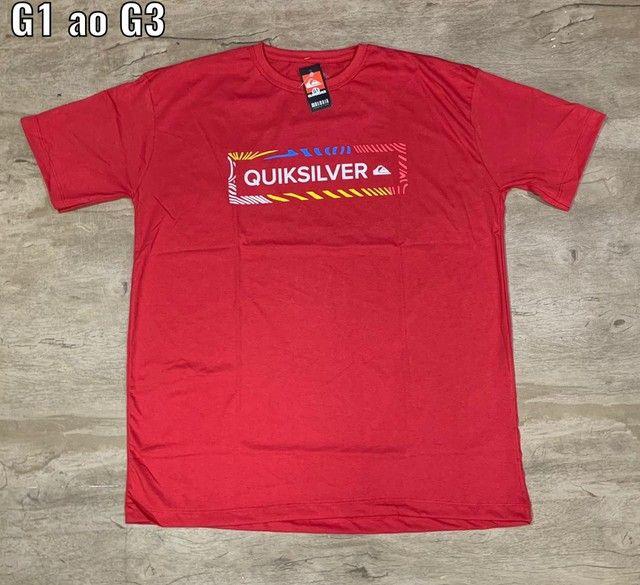 Camisas G1 G2 G3 atacado apartir de R$23,99 apartir de 6 peças  - Foto 6