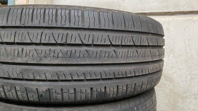 Jogo pneus Pirelli 225/60 R18 - Foto 2