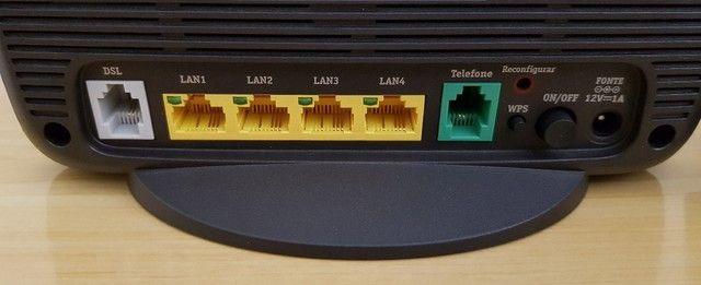 Roteador Modem Wifi Vivo Adsl - Vdsl Asl-54121t - Foto 2