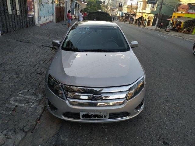 Ford Fusion 2010 2.5 Lindo Aceito Troca +/- Valor
