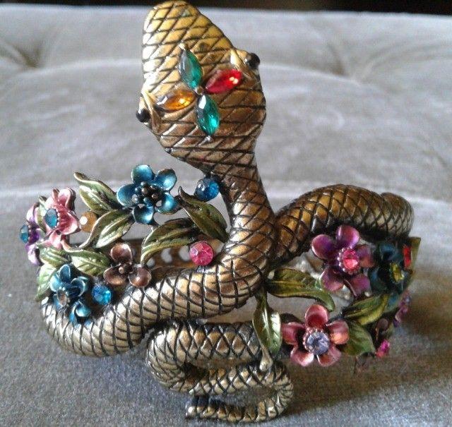 Bracelete de Serpente