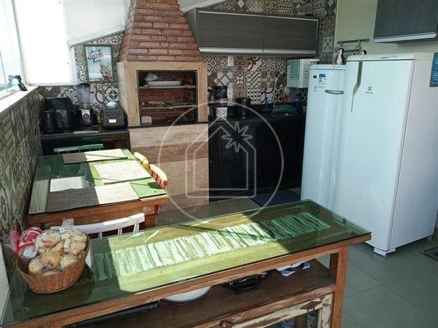 Apartamento à venda com 3 dormitórios em Centro, Niterói cod:852798 - Foto 5
