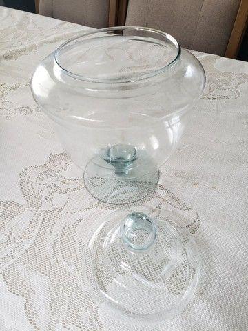 Doceira em vidro - Foto 2