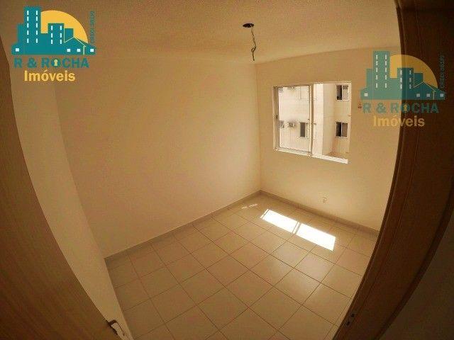 Condomínio Villa Jardim Lírio | Apartamento na Torquato com 2 quartos - 42m² - 1 vaga - Foto 5