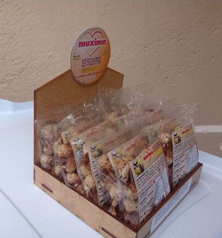 Seja Distribuidor Independente dos Biscoitos Integrais Muxima