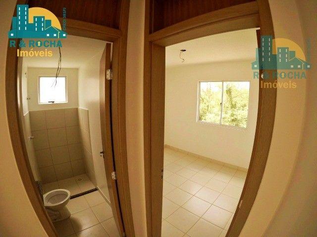 Condomínio Villa Jardim Lírio | Apartamento na Torquato com 2 quartos - 42m² - 1 vaga - Foto 6