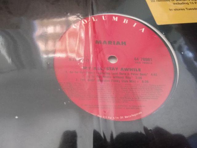 Mariah Carey discos vinil remixes - Foto 6