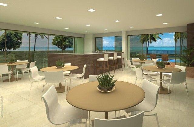 JS- Apartamento na Beira Mar de Casa Caida - 144m²   Varanda Gourmet Holanda Prime - Foto 4