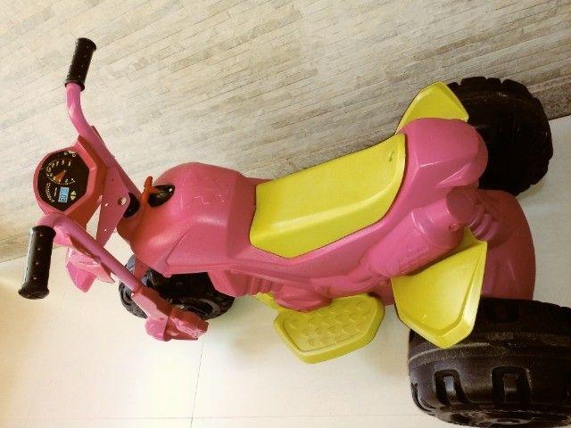 Motoca Elétrica Infantil - Foto 3