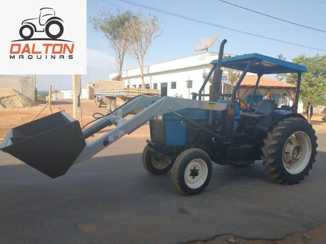 Concha agricola dianteira 50 a 75 cv (nova ) sem torocas - Foto 3
