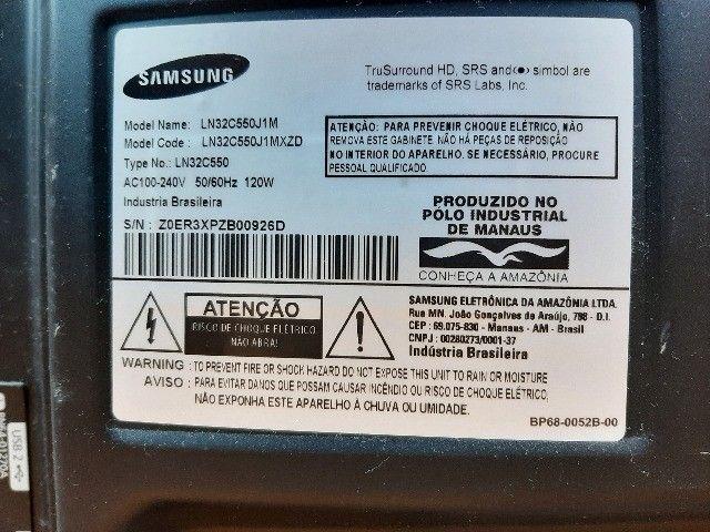 "TV 32"" Samsung LCD - Foto 5"