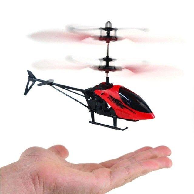 Helicóptero Voador com Sensor a Mão - Foto 2