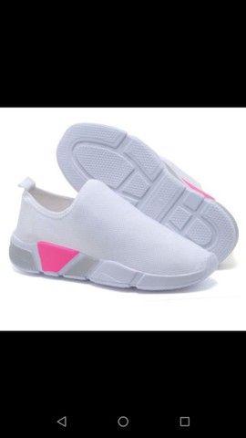 Tênis Nike Feminino Masculino  - Foto 5
