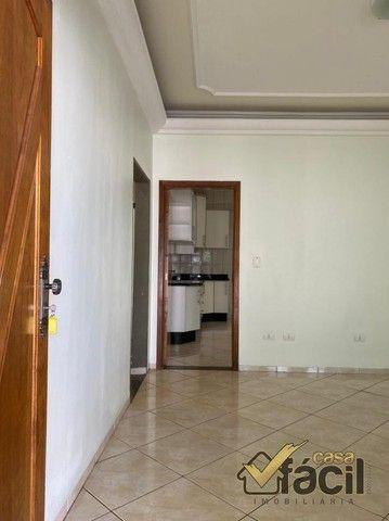 Casa para Venda em Presidente Prudente, Jardim Ouro Verde, 3 dormitórios, 1 suíte, 3 banhe - Foto 3