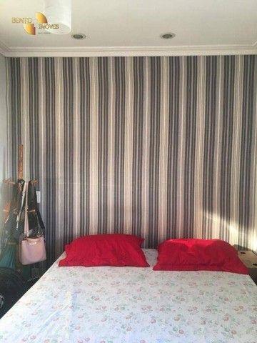 Apartamento com 2 dormitórios à venda, 70 m² por R$ 370.000 - Duque de Caxias - Cuiabá/MT - Foto 15