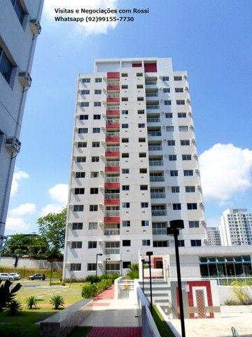Melhor localização de Manaus= Condominio paradise proximo a tudo para sua Familia - Foto 12
