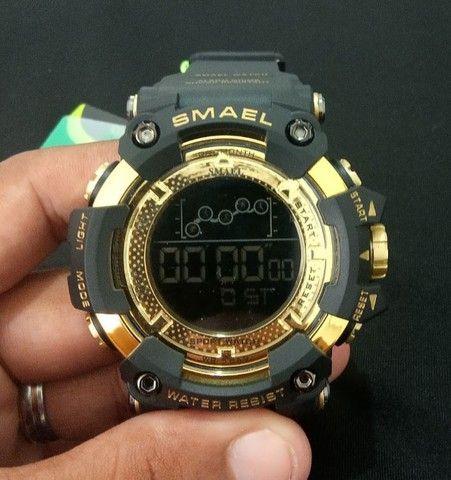 Relógio SMAEL ORIGINAL - Foto 5