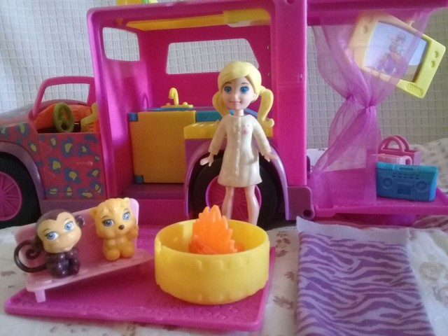 Polly Pocket Trailer Safari  - Foto 2