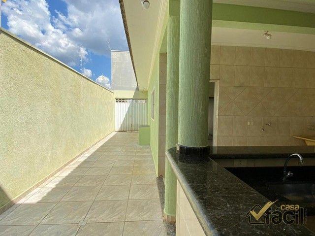 Casa para Venda em Presidente Prudente, Jardim Ouro Verde, 3 dormitórios, 1 suíte, 3 banhe - Foto 20
