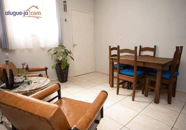 Apartamento em Piracicaba com 3 dormitórios, sala, banheiro e cozinha, 1 vaga, no Bairro N - Foto 4