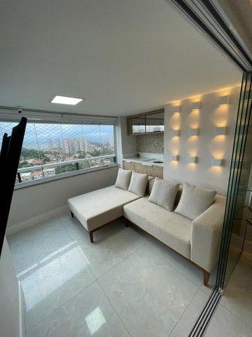 Colina A, apartamento 3/4,suíte,finamente decorado,vista mar,2 vagas - Foto 6