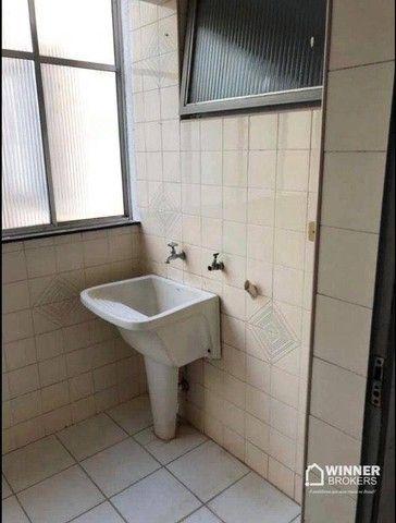 Apartamento com 3 dormitórios para alugar, 84 m² por R$ 1.200,00/mês - Zona 06 - Maringá/P - Foto 3