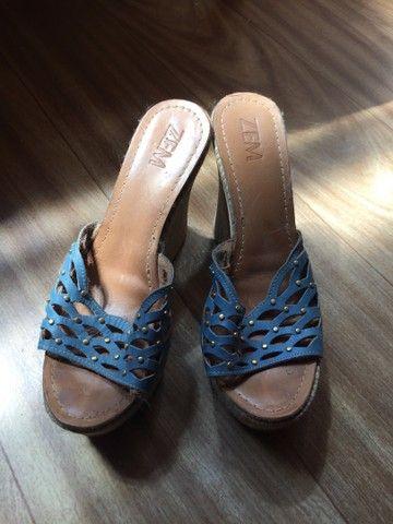 Promoção suas sandálias lindas por 60$