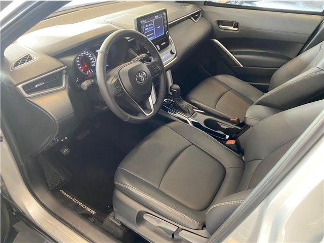 Toyota Corolla cross 2022 2.0 vvt-ie flex xre direct shift - Foto 7