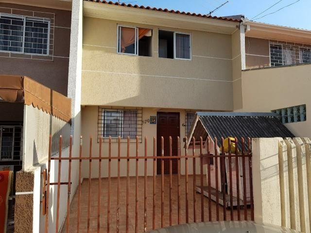 Sobrado de 3 quartos no Bairro Xaxim em Curitiba