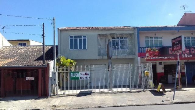 Sobrado comercial para locação, Sítio Cercado, Curitiba.